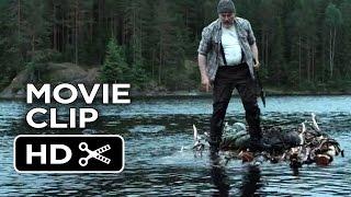Ragnarok Movie CLIP - Lake Attack (2014) - Norwegian Monster Movie HD