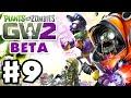 Plants vs. Zombies: Garden Warfare 2 Beta - Gameplay Part 9 - Moon Base Z! (PvZGW2 Beta)