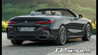 2019 BMW 8 Series Convertible M850i xDrive