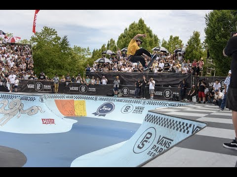 Vans Park Series Vancouver Highlights | 2017 Vans Park Series