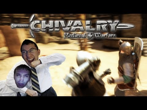 Chivalry Duels w/ Yamimash | FISTICUFFS TO THE DEATH!