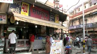 Meghraj and Sons Sweets Shop, Chandni Chowk