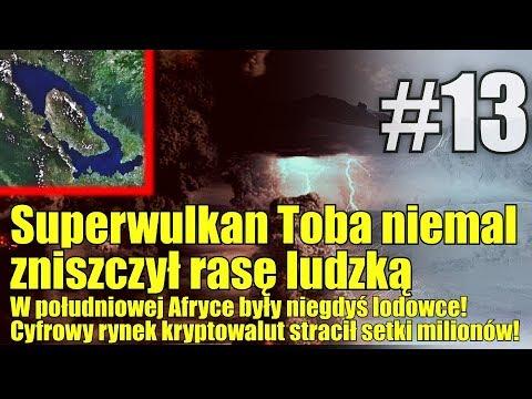 Erupcja Wulkanu Toba, Mogła Spowodować Wyginięcie Ludzkości!