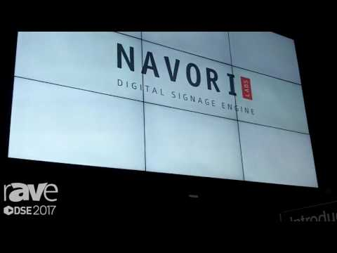 DSE 2017: Navori Labs Presents the Stix 3500 4K Digital Signage Player