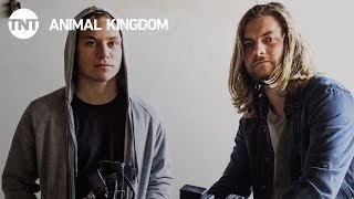Animal Kingdom: Brothers- Season 2 [BTS] | TNT