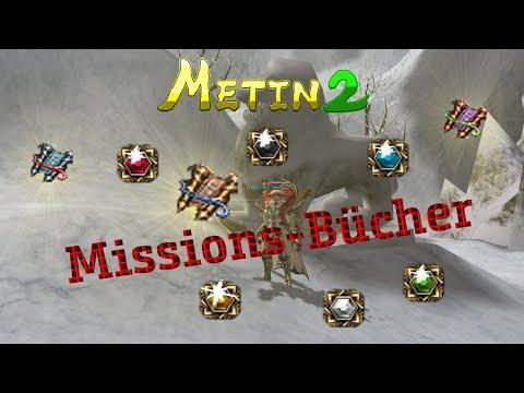 Metin2 Pandora: Missions-Bücher!? Was bringen die neuen? Legi Alchi Steine?