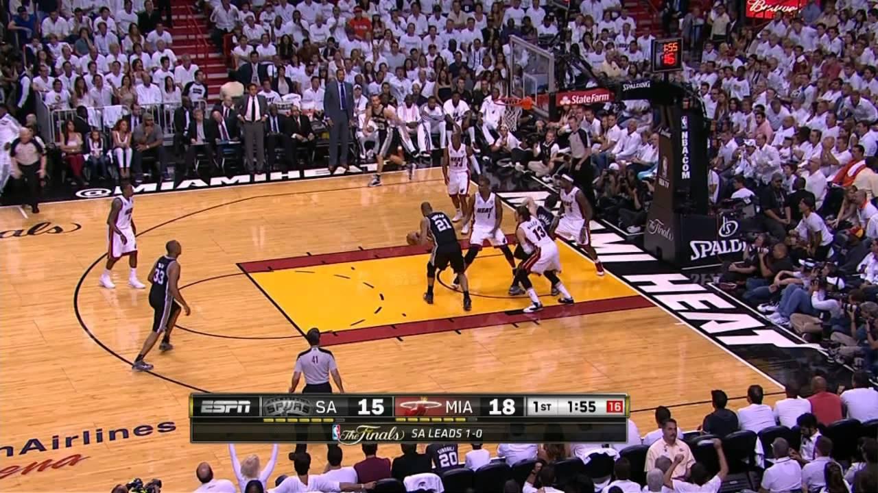 Top 10 Blocks of the 2013 NBA Finals - YouTube