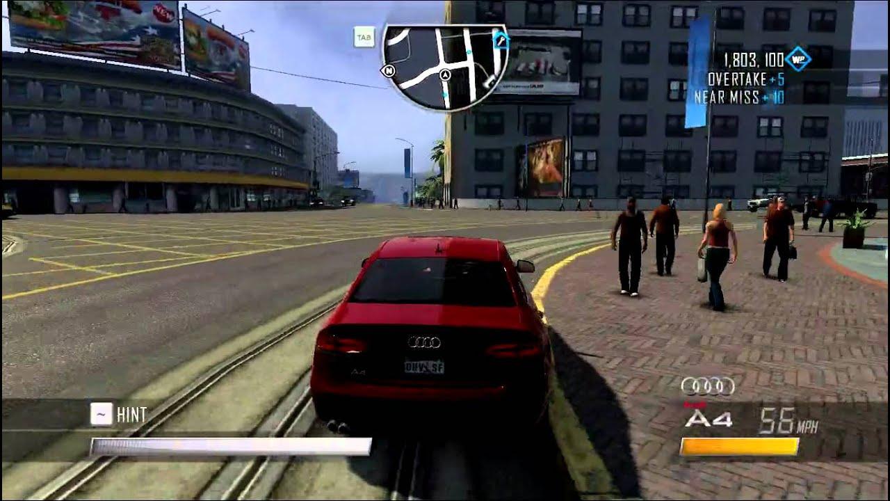تحميل لعبة درايفر للكمبيوتر 2013