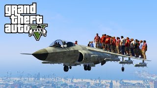 GTA 5 EXPERIENCES FUN EPISODE 3