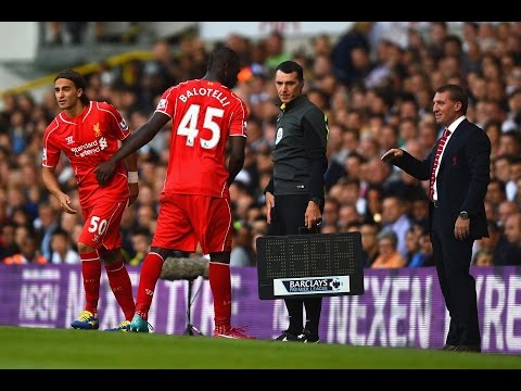 Brendan Rodgers hält zu Mario Balotelli | Italiener verweigert Gang zu den Fans | FC Liverpool