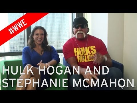 Hulk Hogan wants to try period drama and Stephanie McMahon talks Ultimate Warrior