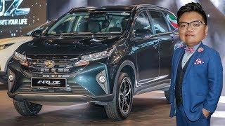 FIRST LOOK: 2019 Perodua Aruz SUV walk-around - RM73k to RM78k