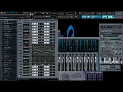 Kwaito Beat (Rough tutorial)