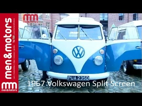 1967 Volkswagen Split Screen Campervan Review