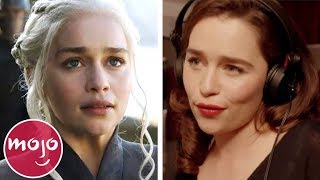 Top 10 Things You Didn't Know About Emilia Clarke