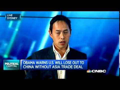 "CNBC - Political Capital, ""How will Asia react to Japan's new foreign policy?"" (28 Apr 2015)"