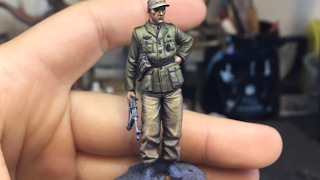 How to paint a realistic jacket 1/35 Scale