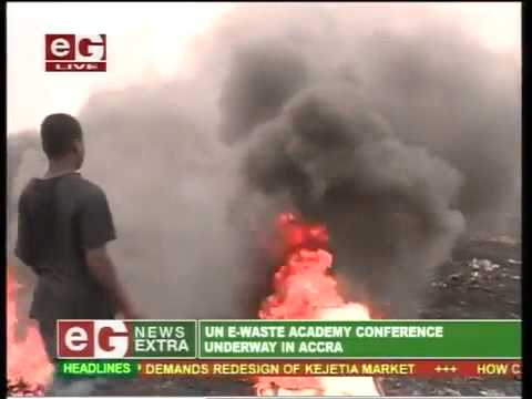 etvgh News   UN e-waste academy conference underway in Accra