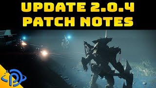 Destiny 2 News   SLEEPER NERF! Update 2.0.4 Patch Notes & Changes.