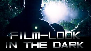 Film look - Affordable LED lamp for night scenes