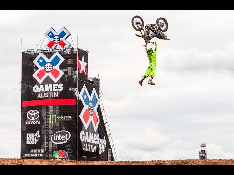 Dirt Shark - 2016 Summer X Games
