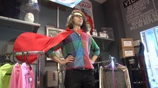 A Superhero Supply Store for the Aspiring Superman