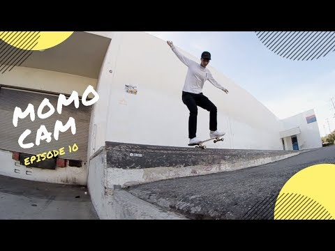 Momo Cam Episode 11: Street Jammin' with Jenn Soto, Samarria Brevard, Candy Jacobs & Friends