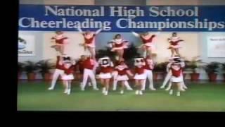 Mater Dei Cheerleaders 1988 UCA Champions