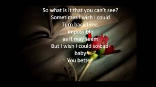 backstreet boys-Quit playing games with my heart lyrics