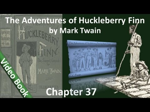 Chapter 37 - The Adventures of Huckleberry Finn by Mark Twain - Jim Gets His Witch-pie