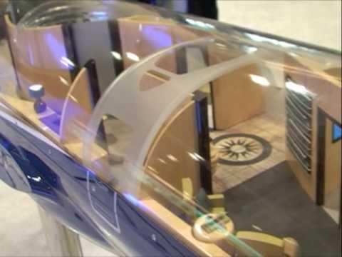 Nbaa 2009 Boeing Business Jet 787 Vip Interior Youtube