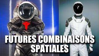 Les Combinaisons Spatiales du FUTUR - EC