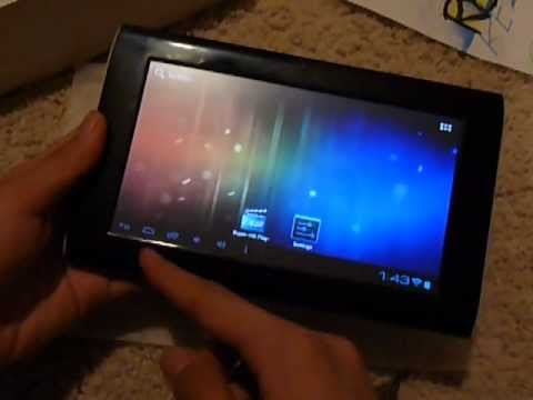 Mach Speed Xtreme (Android 4.0 tablet)  review