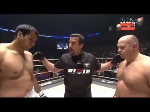 Fedor Emelianenko RETURNS TO  MMA first fight in Rizin FF JAPAN