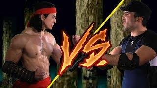 Mortal Kombat Liu Kang Vs Stryker