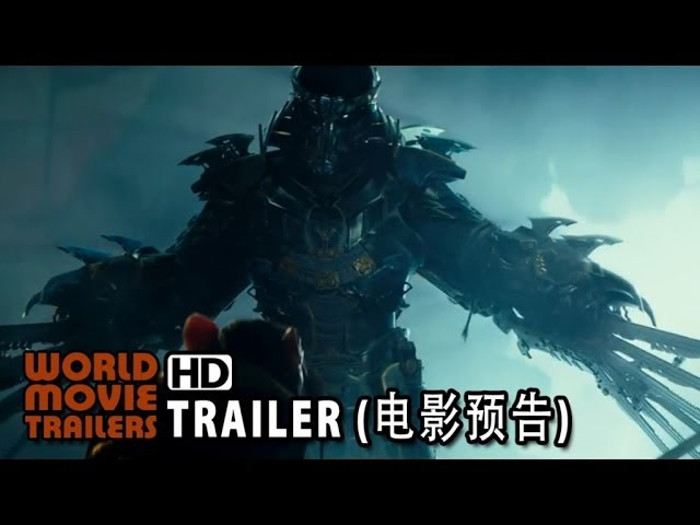 忍者龜:變種世代|正式預告|台灣 Teenage Mutant Ninja Turtles Official Trailer #2 (Taiwan)