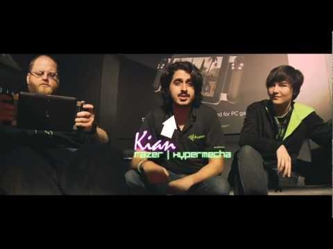 Razer @ CES 2012 Feat. Swifty