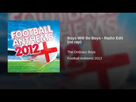 Boys Will Be Boys - Radio Edit (no rap)