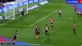 Barcelona 6-0 Athletic Bilbao  - Goles Luis Suárez, Messi, Neymar & Rakitic • 2016