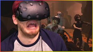 I'M NOT SCARED OF THE DARK!   Arizona Sunshine VR (HTC Vive Gameplay)