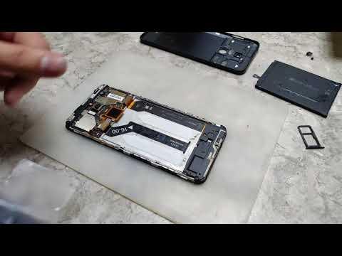 Redmi 5 Plus. Xiaomi который легко разобрать и дешево починить / Замена модуля.