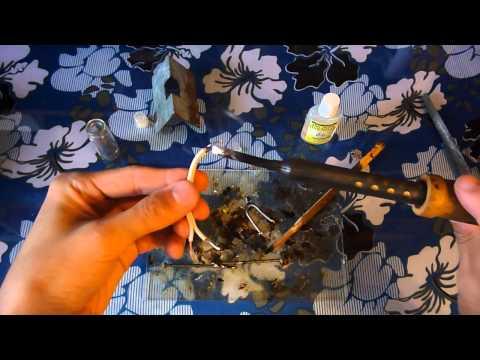 Видео как научиться паять