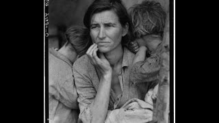 "Story of ""Migrant Mother"" Photograph by Dorothea Lange - American Artifacts"