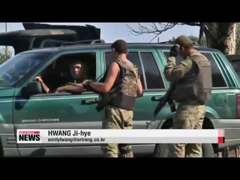 Shelling threatens ceasefire in eastern Ukraine   우크라이나 교전 재개...휴전 ′위기′