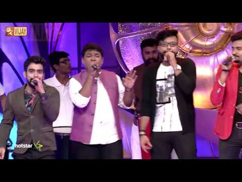 Super Singer Junior - An opening performance by Judges thumbnail