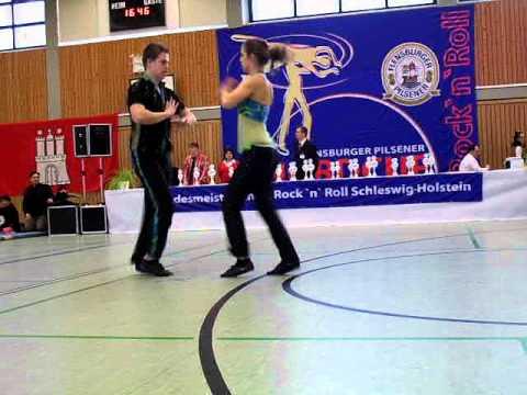 Franziska Krah & Michael Krah - Landesmeisterschaft Schleswig-Holstein 2011