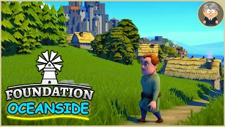 Fresh Paint (700 villagers) 🌴 Oceanside - Foundation Gameplay - #28