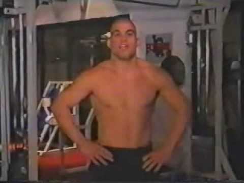Tito Ortiz - weight lifting for MMA Image 1