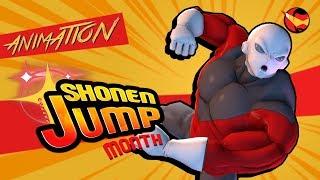 The Hidden Tournament Of Power Contestant | Shonen Jump Month
