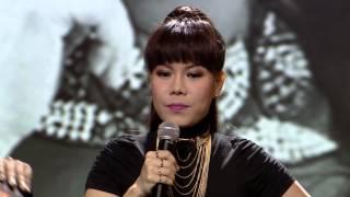 Video clip [HTV AWARDS][LIVE SHOW 3] - ĐÊM TÔN VINH TOP 3 SÂN KHẤU & MC (28/03/15)